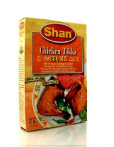 Shan Chicken Tikka [mix for BBQ chicken] | Buy Online at The Asian Cookshop.